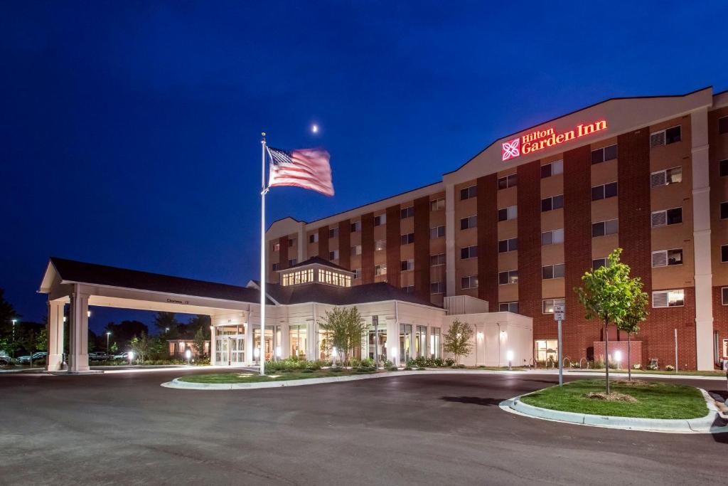 Hilton Garden Inn Minneapolis Airport Mall Of America R Servation Gratuite Sur Viamichelin