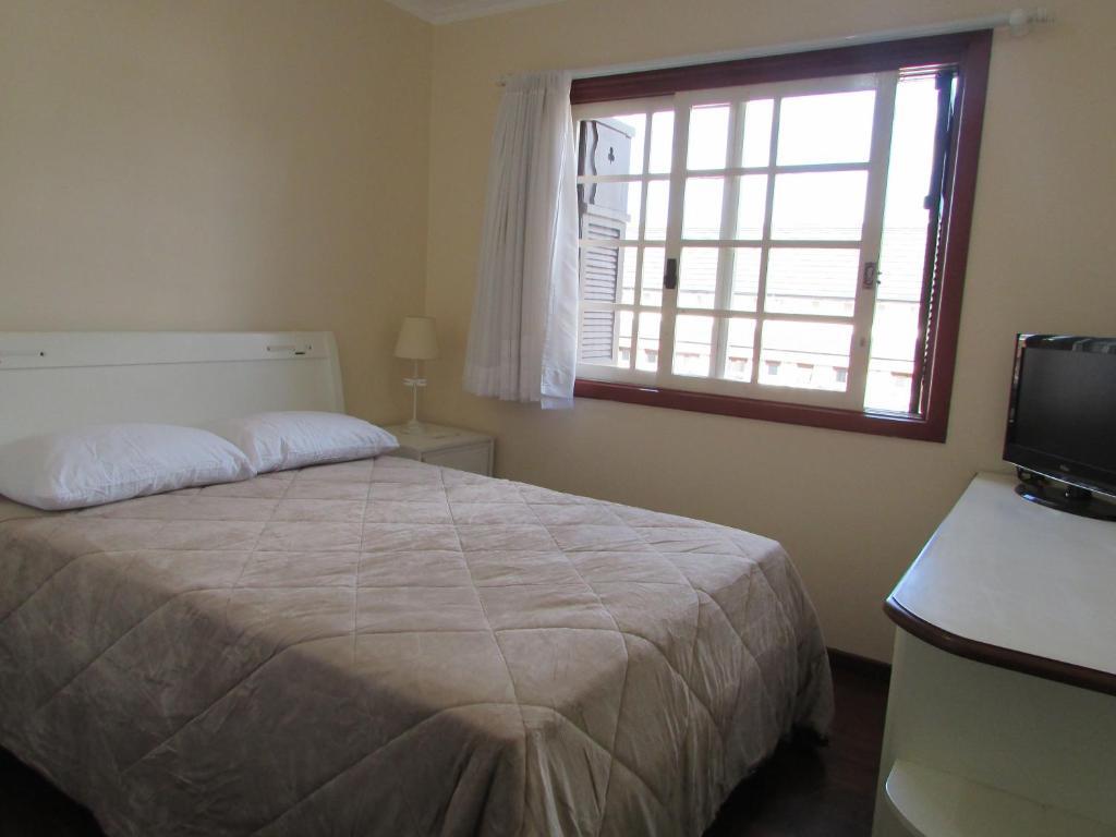 3 dormitórios junto à Rua Coberta