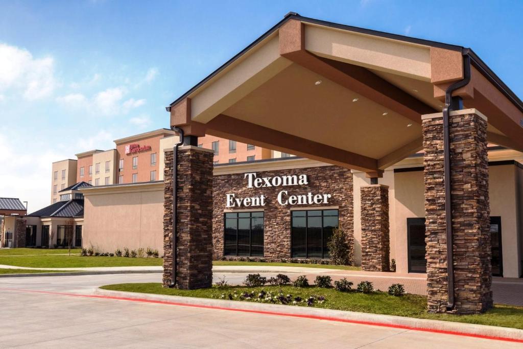 Hilton Garden Inn Denison Sherman At Texoma Event Center Sherman Prenotazione On Line