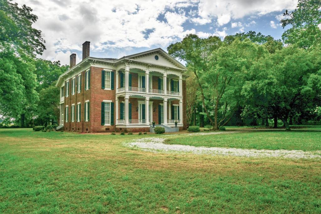 Belmont Plantation, Est 1857
