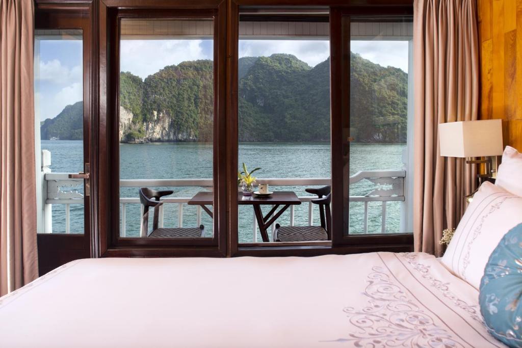 Phòng Luxury Giường Đôi có Ban công - 3 Ngày 2 Đêm