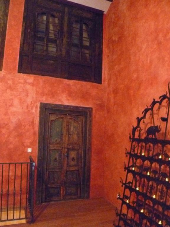 Chambres dhôtes Mas du Puits dAmour, Chambres dhôtes Orange