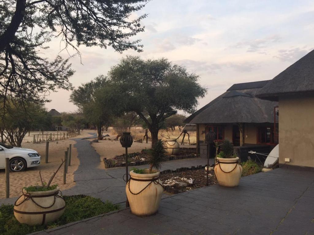 Kalahari Rest Lodge