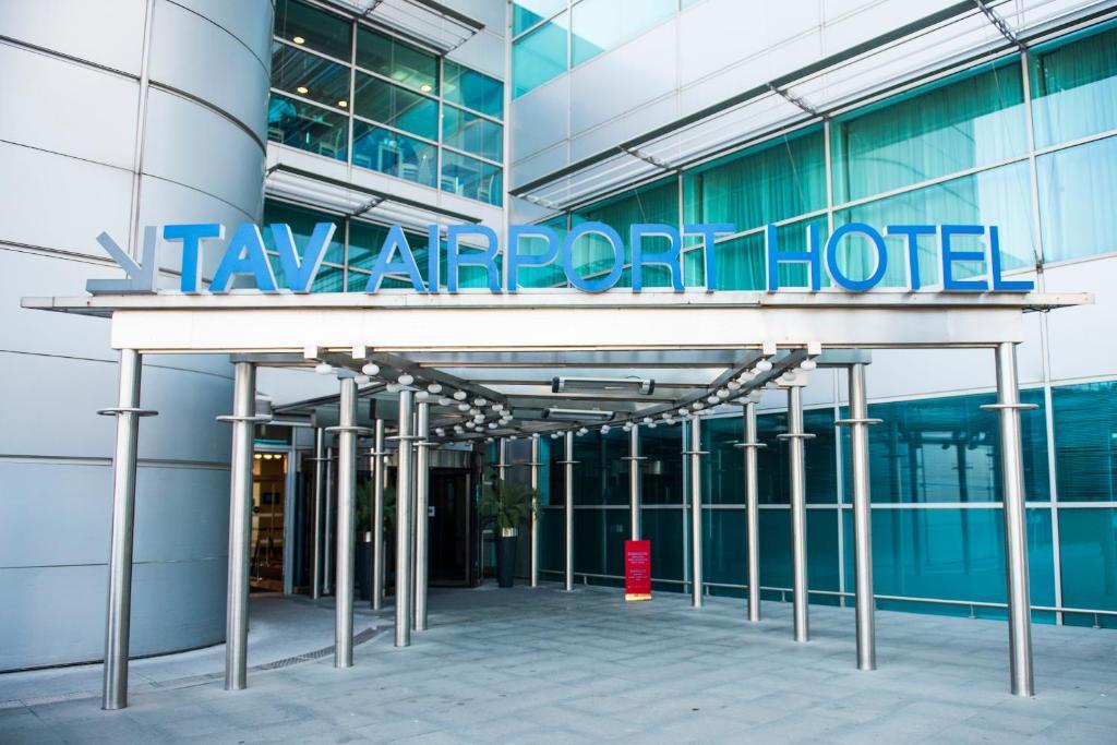 Tav Airport Hotel Istanbul Booking