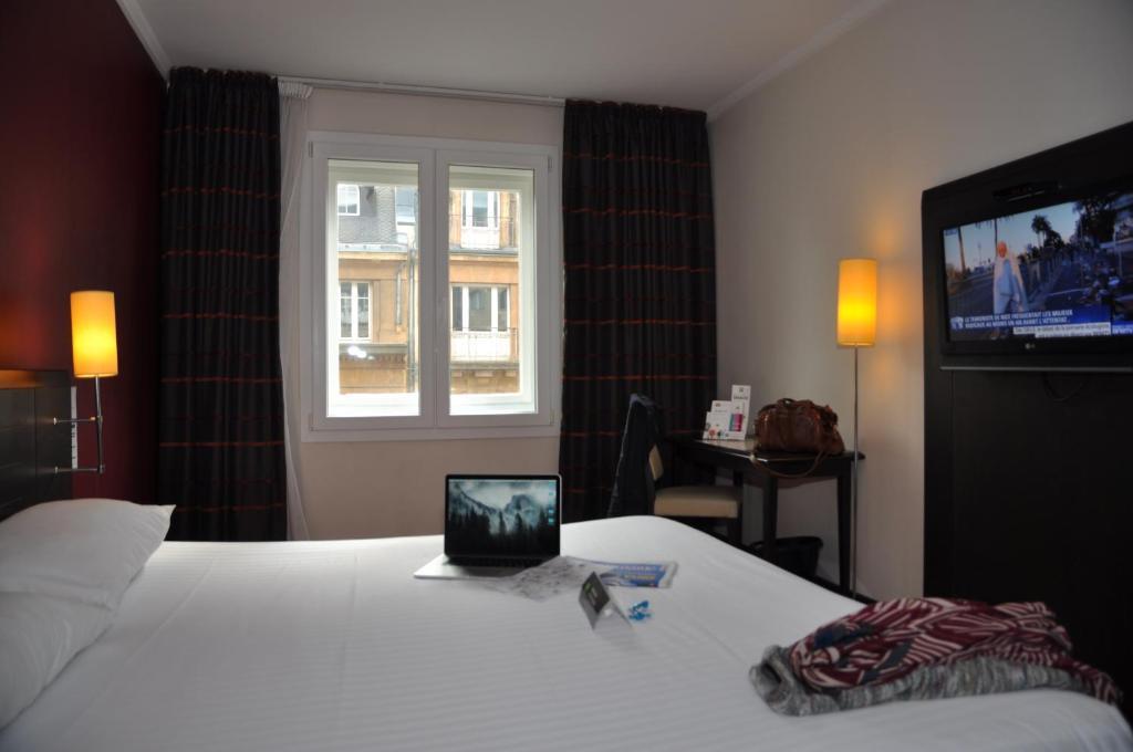 hotel ibis styles metz centre garede