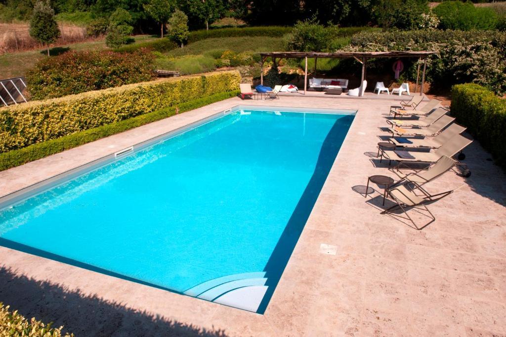 Villa Collombroso Orvieto Online Booking Viamichelin
