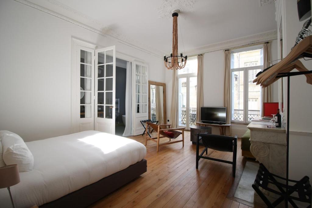 chambres d'hôtes casa blanca, chambres d'hôtes bordeaux