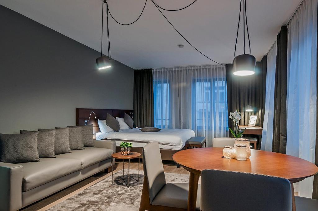 Aparthotel residence agenda br ssel informationen und for Florence appart hotel