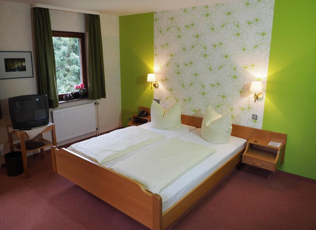 Hotel Pension Cafe Wolfsbach Zorge