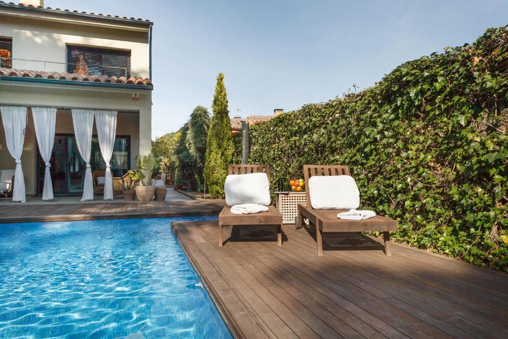 Casa de vacaciones Argentonalux (España Argentona) - Booking.com