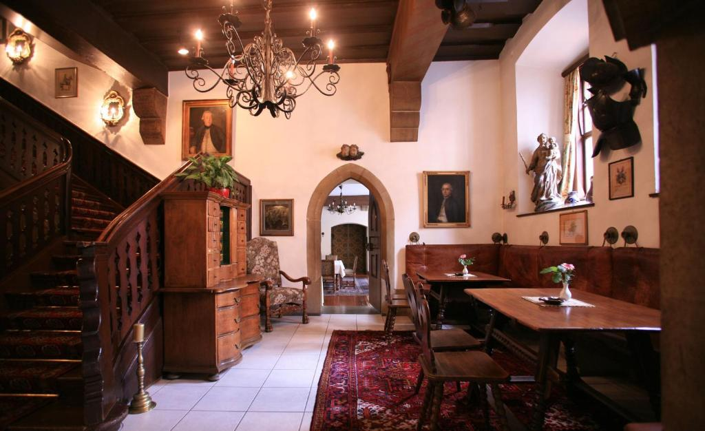 Hotel eisenhut rothenburg ob der tauber prenotazione for Design hotel niedersachsen