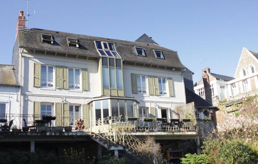 Hotel Boisfontaine Saint Valery Sur Somme
