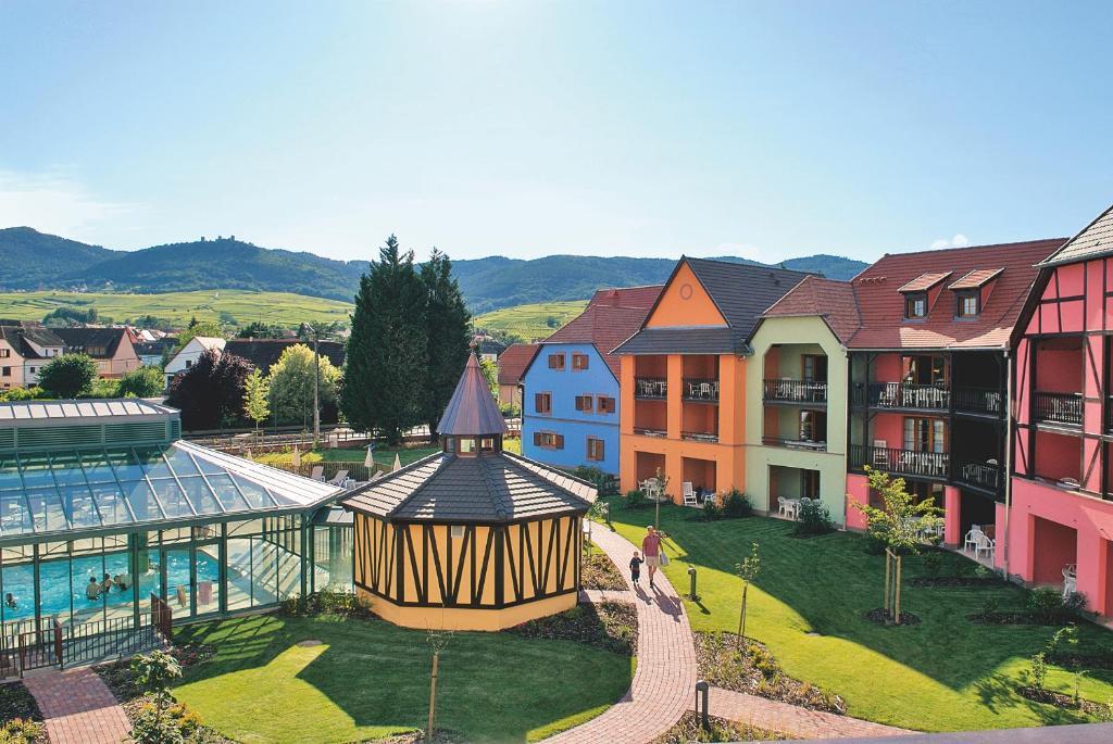 R sidence pierre vacances le clos d 39 eguisheim - Residence les jardins d alsace strasbourg ...