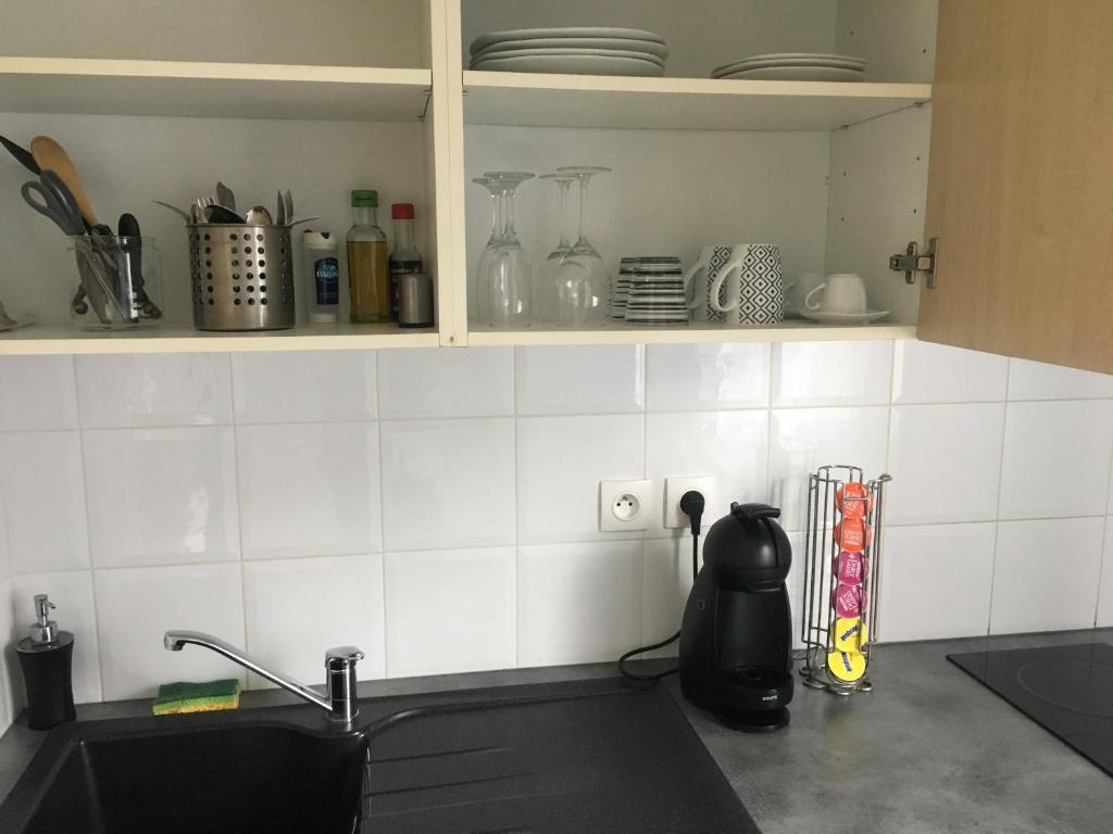 Appartement appart spa locations de vacances toulouse - Ustensiles de cuisine toulouse ...