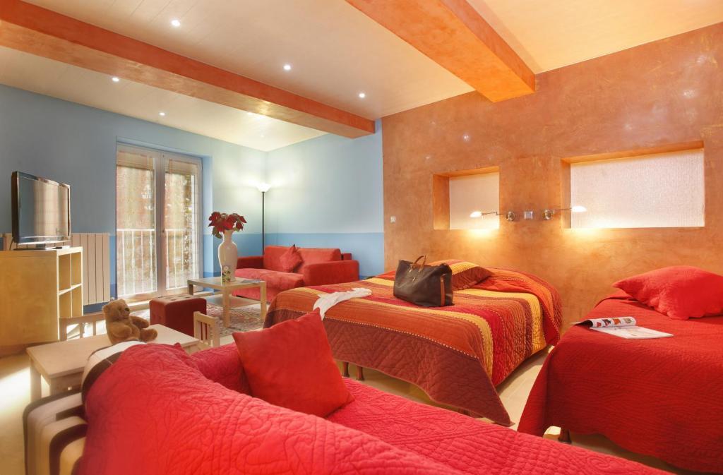 qualys hotel de gramont r servation gratuite sur viamichelin. Black Bedroom Furniture Sets. Home Design Ideas