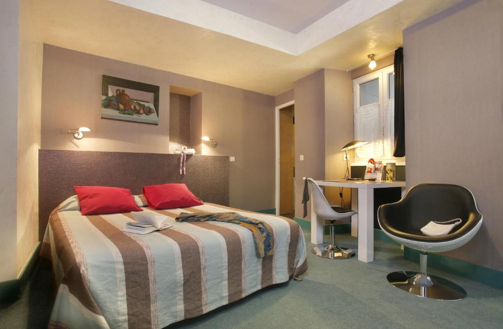 qualys hotel de gramont pau viamichelin informatie en online reserveren. Black Bedroom Furniture Sets. Home Design Ideas