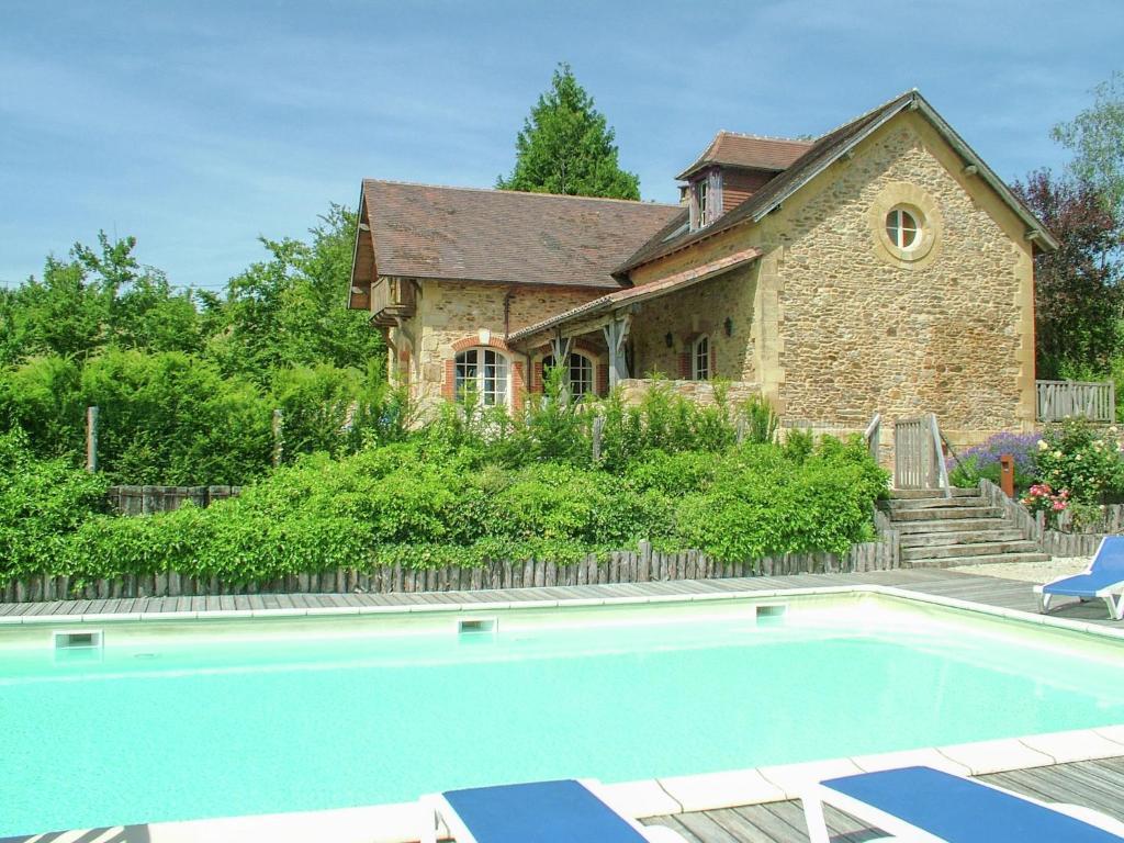 Maison la guichardie rental in saint medard d 39 excideuil for B b la maison st hubert