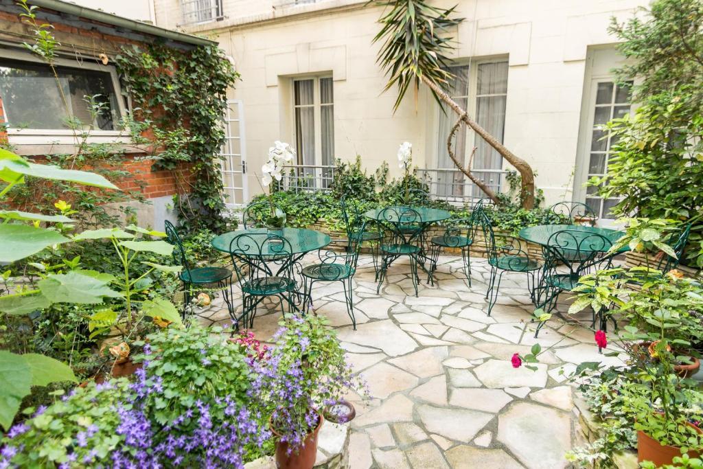 Hotel Salvy Paris Levallois Levallois Perret