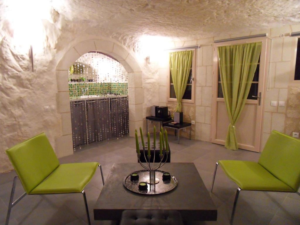 Chambres d 39 h tes troglodelice chambres d 39 h tes azay le rideau - Chambres d hotes azay le rideau ...