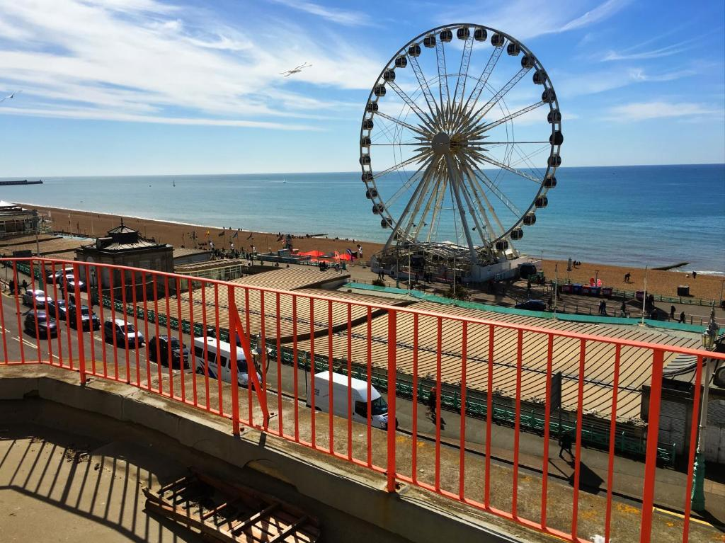 Apartment Brighton Oceanview Penthouse, Brighton & Hove ...