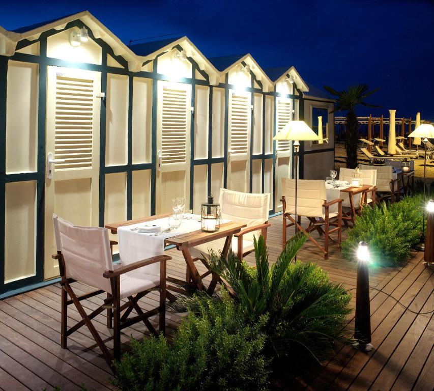 Hotel lungomare riccione reserva tu hotel con viamichelin - Residence riccione con piscina ...