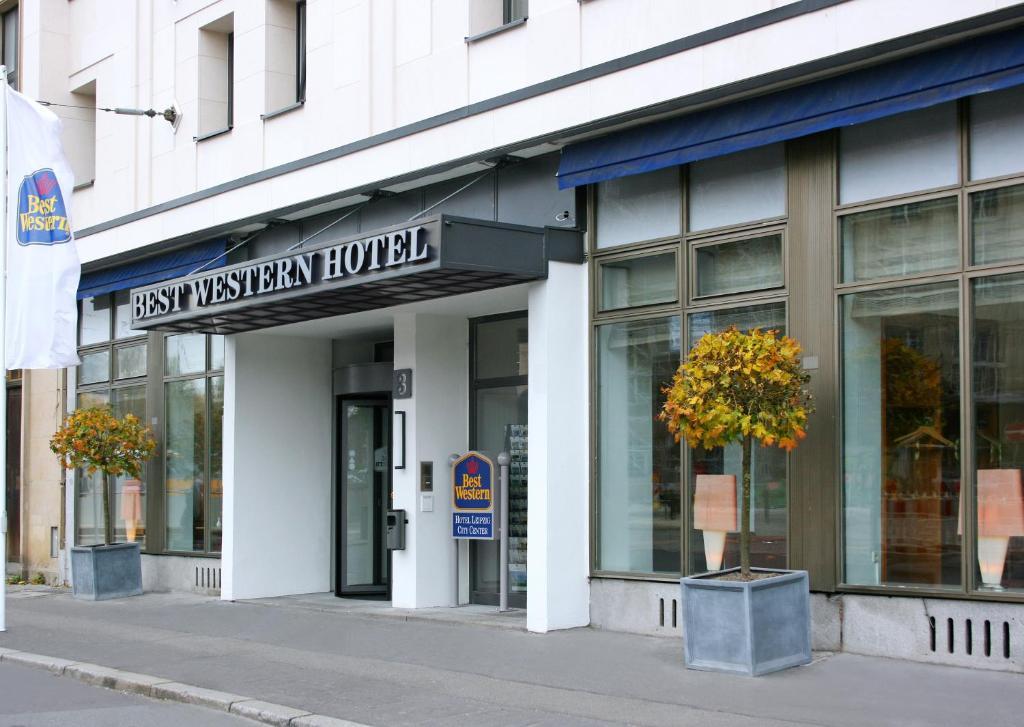 Hotel Leipzig Best Western