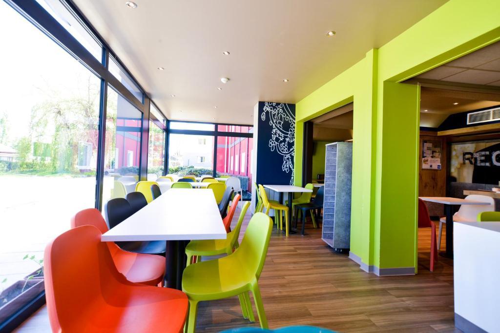 ibis budget strasbourg la vigie illkirch graffenstaden prenotazione on line viamichelin. Black Bedroom Furniture Sets. Home Design Ideas