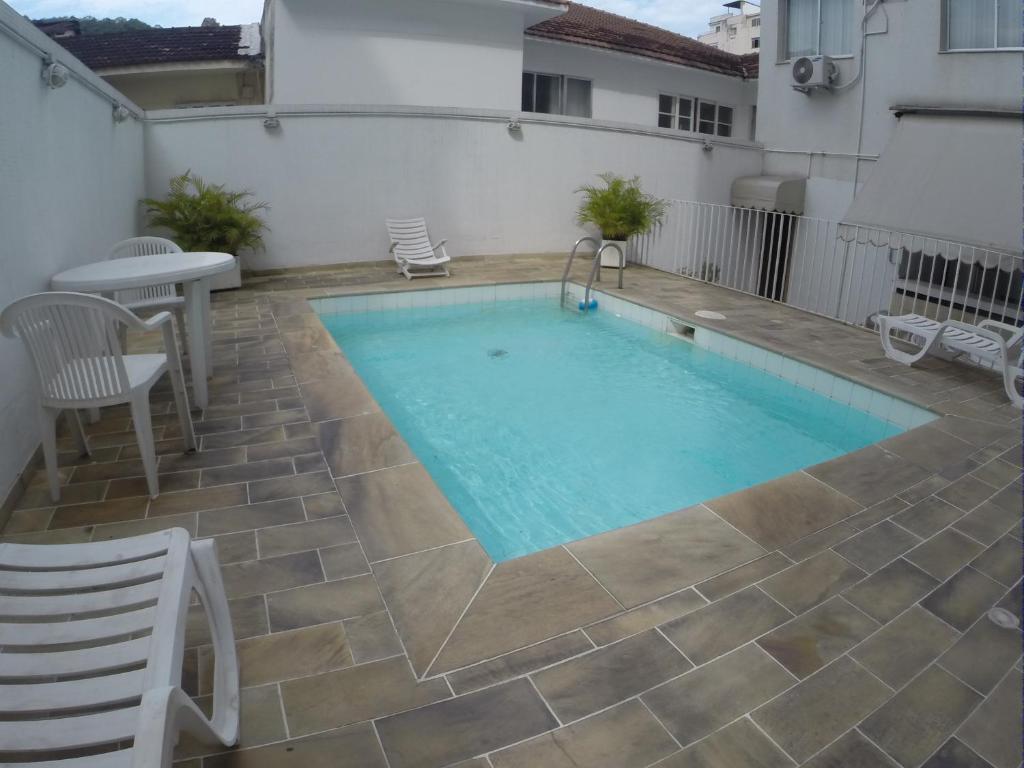 Apart hotel copacabana cop33 rio de janeiro brazil for Appart hotel booking