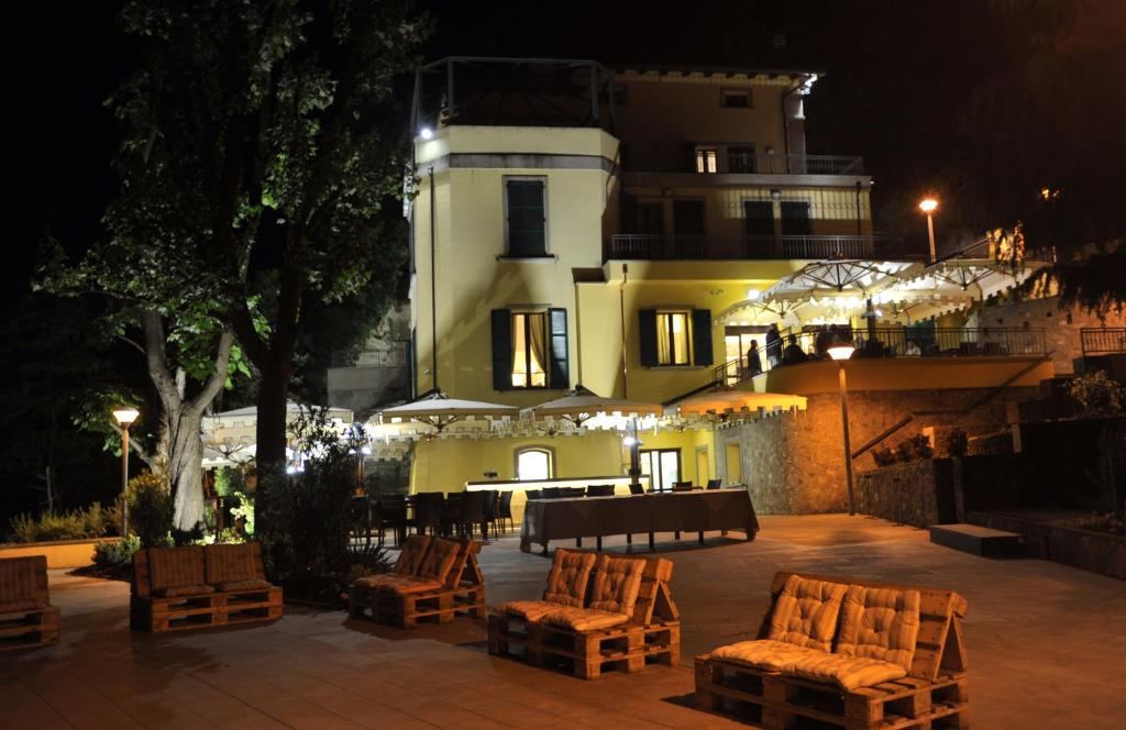 Hotel Villa Sasso Sasso Marconi