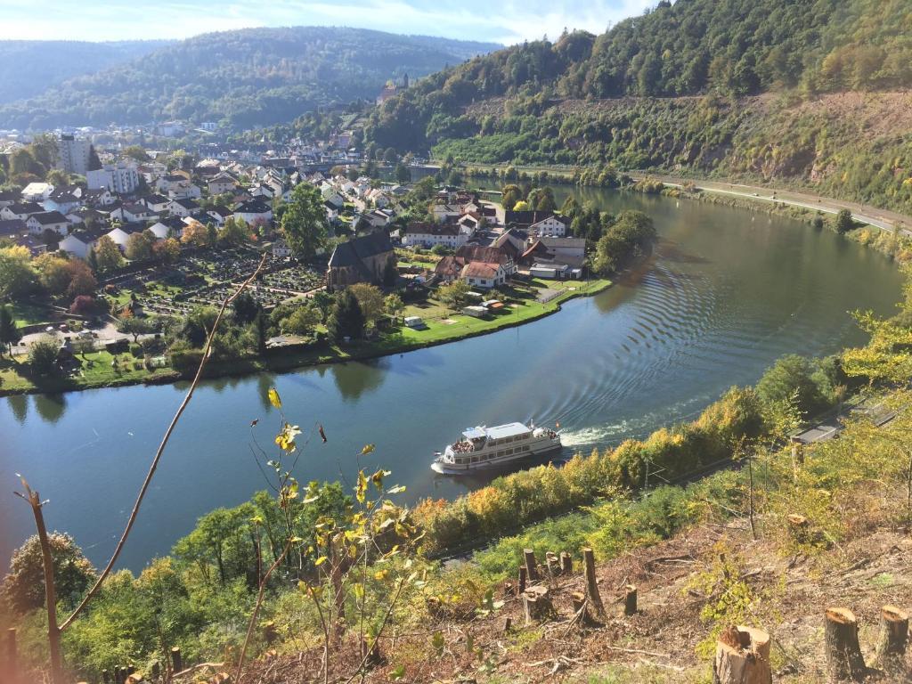 Romantisches Hirschhorn Am Neckar Heidelberg