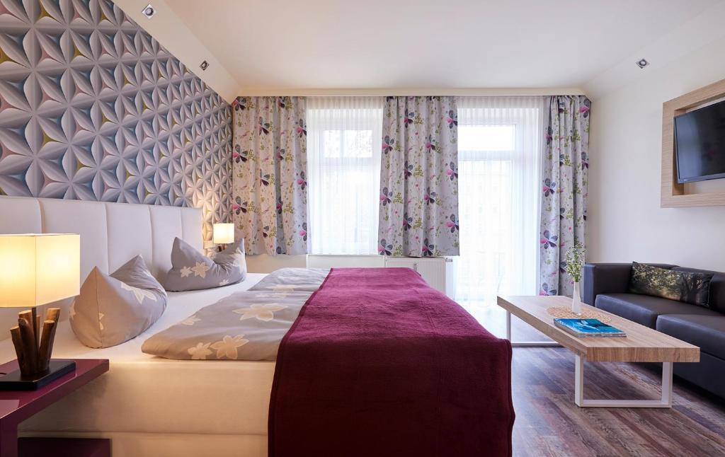 Auenwald hotel und apartmenthaus lipsia prenotazione for Auenwald pension