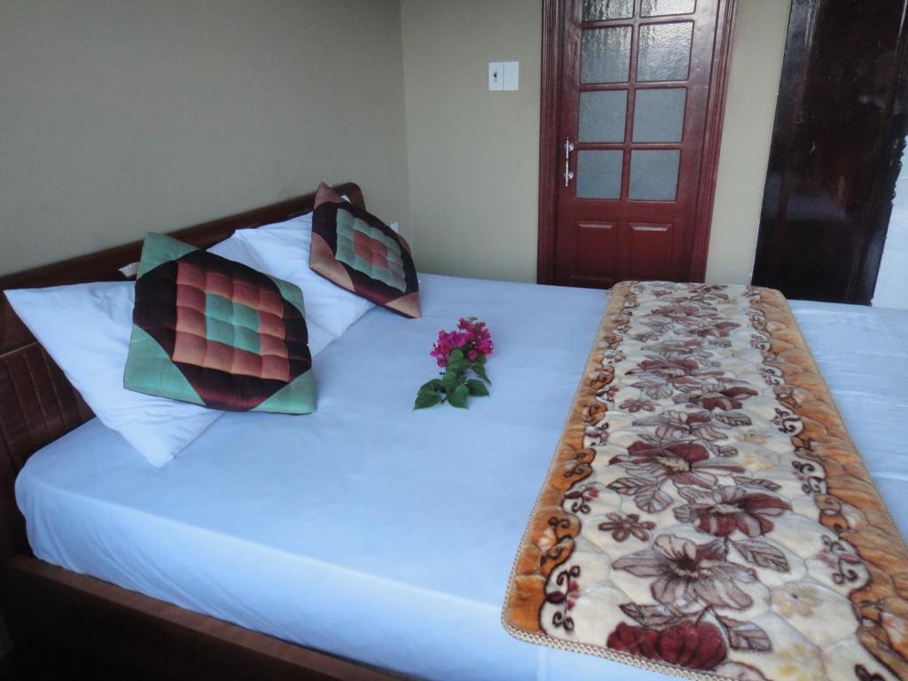 Phòng Comfort Giường Đôi với Ban công