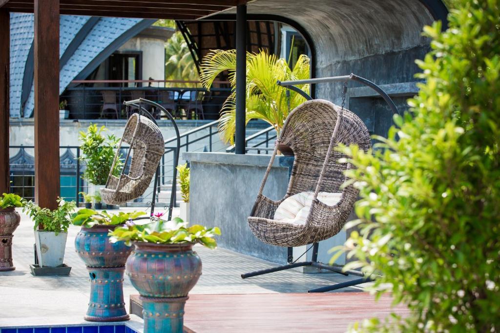 Nb Sunrise Mountain Resort Ko Samui Book Your Hotel With Viamichelin