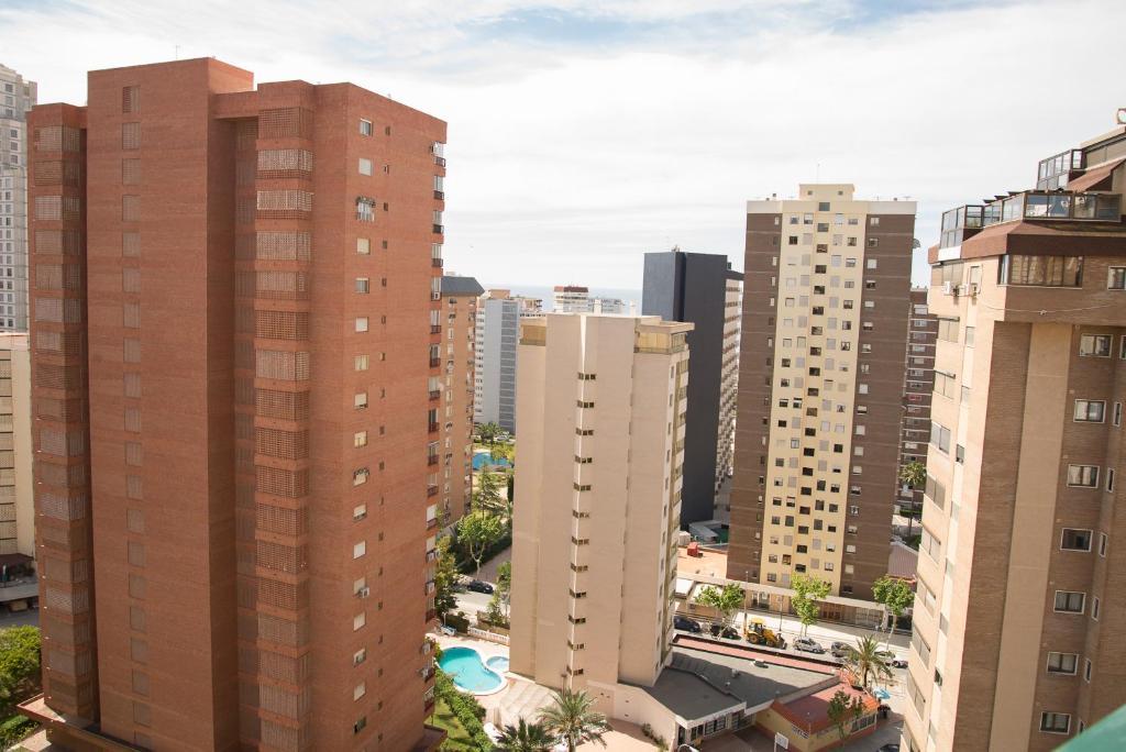 Apartments Paraiso Centro Holidays Benidorm - Apartments ...