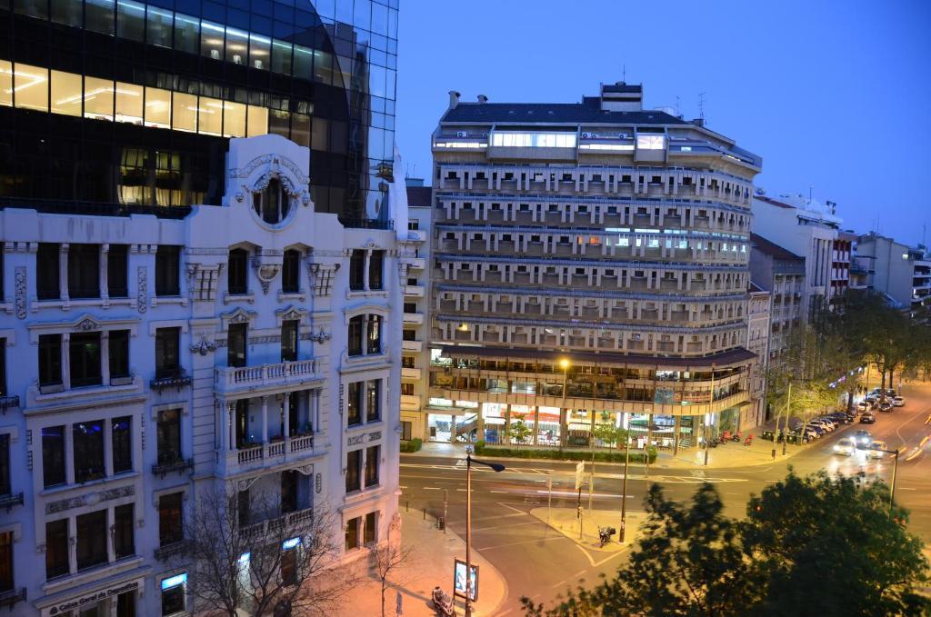 Hotel flamingo lisbonne for Apart hotel lisbonne