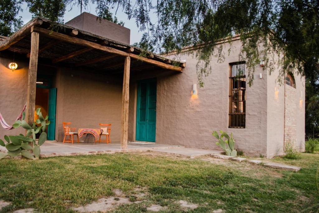 Casa de campo argentina albard n for Booking casas