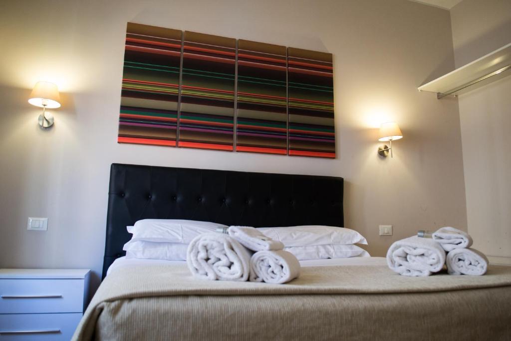 Porta pia rooms rome book your hotel with viamichelin - Hotel porta pia via messina 25 ...