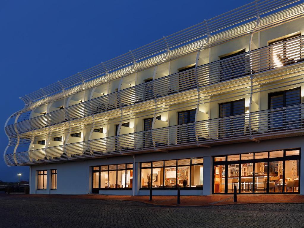 Hotel Fahrhaus Norden Deutschland
