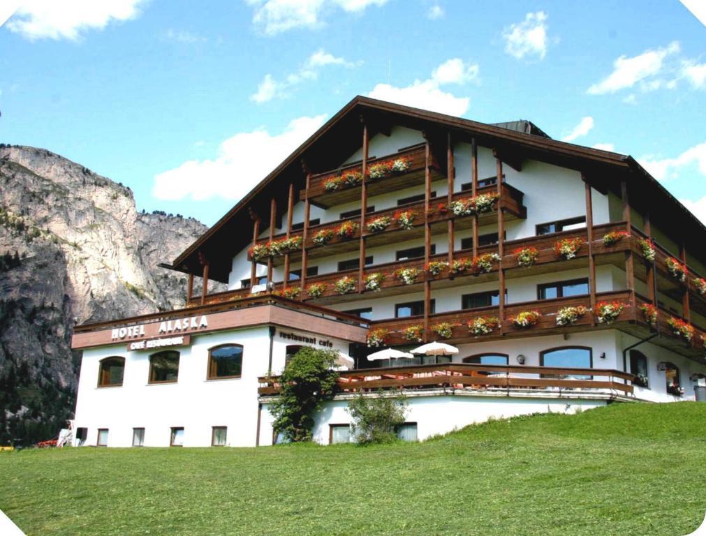 Hotel Alaska Selva Di Val Gardena