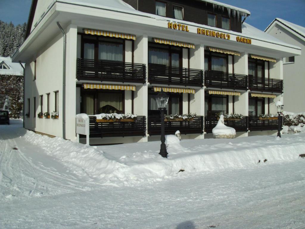 Hotel Rheingold Garni Titisee Neustadt Viamichelin