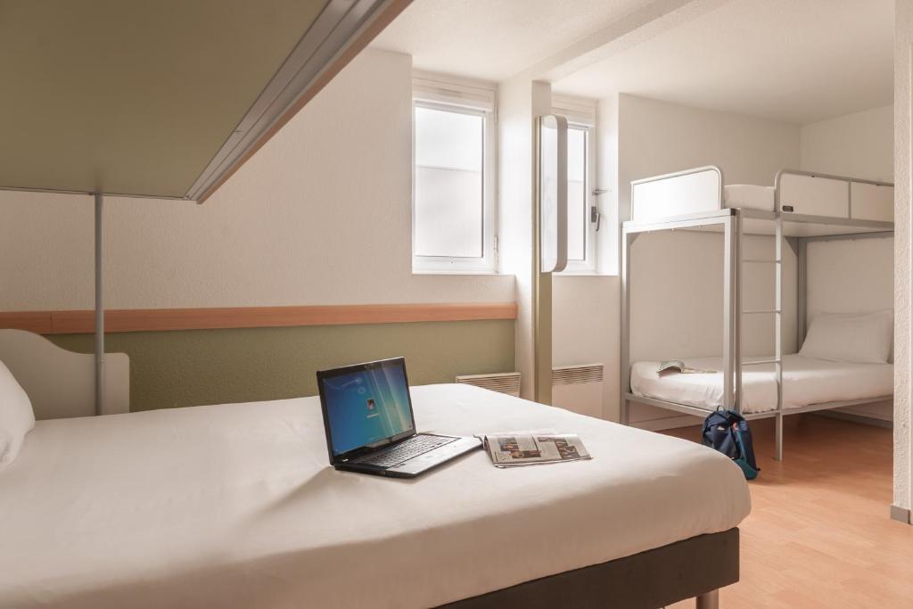 Hotel ibis budget rennes chantepie for Chambre de commerce de rennes