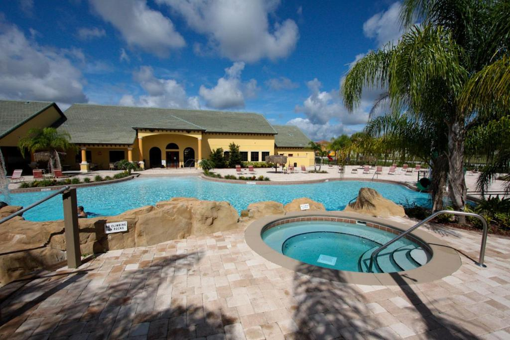 Vacation Home Orlando Paradise Palms Kissimmee Fl