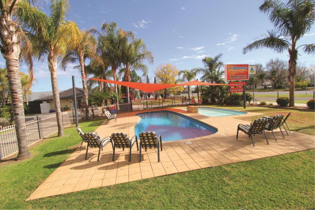 All Seasons Mildura Holiday Park Mildura Online