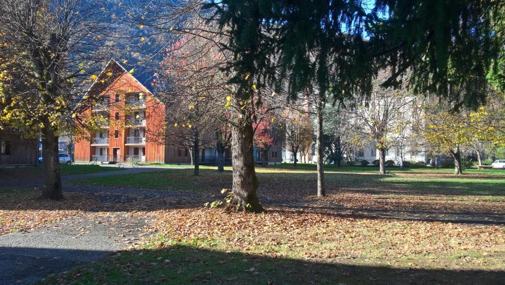 Appartement Residence Jardins De Ramel Luchon Incluindo
