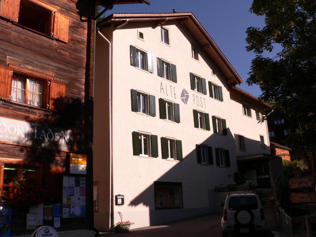 Hotel Pension Langwies
