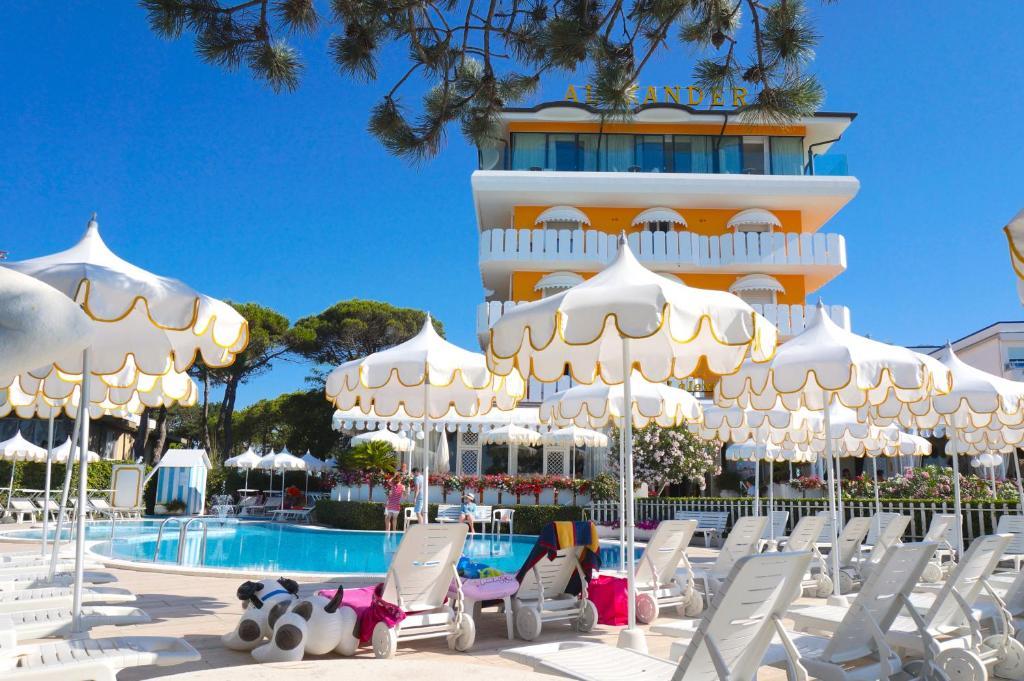 Sterne Hotels In Caorle Direkt Am Meer