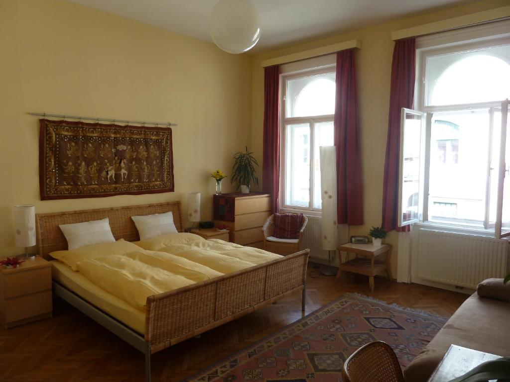 Chambres d 39 h tes stadtnest b b wien chambres d 39 h tes vienne for Chambre hote vienne 38