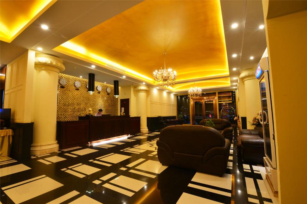 Hotel near Yangon Airport | Map & Directions to Sedona