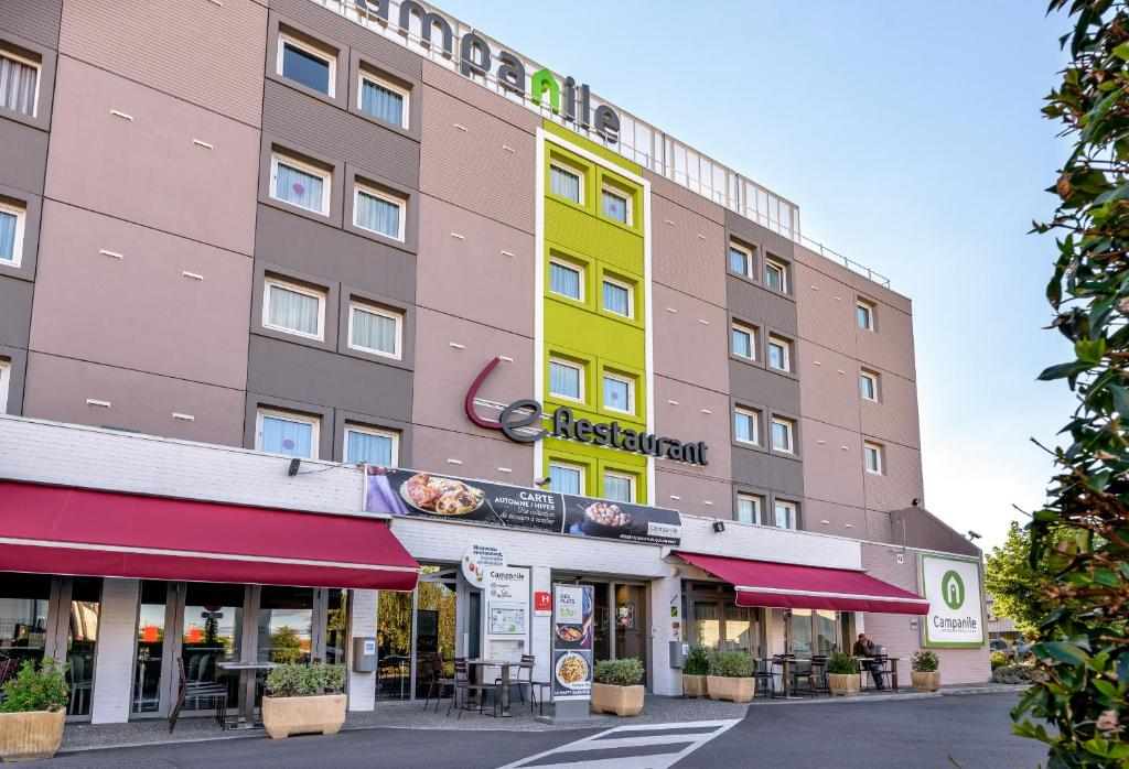 Campanile toulouse purpan toulouse book your hotel for Hotels toulouse