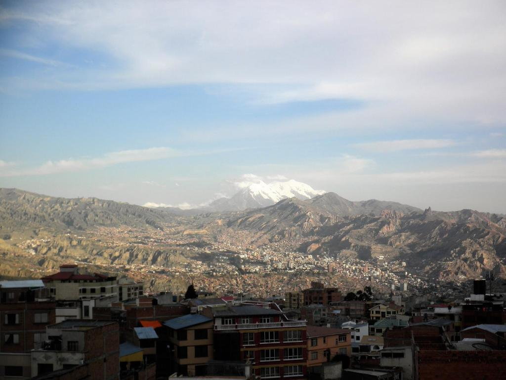 Cjj sopocachi apartment la paz bolivia for Apart hotel a la maison la paz bolivia